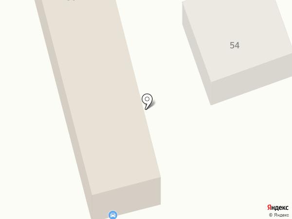 Street angel на карте Пятигорска