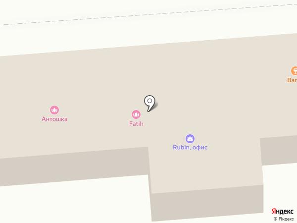 СЕКТОР54 на карте Пятигорска