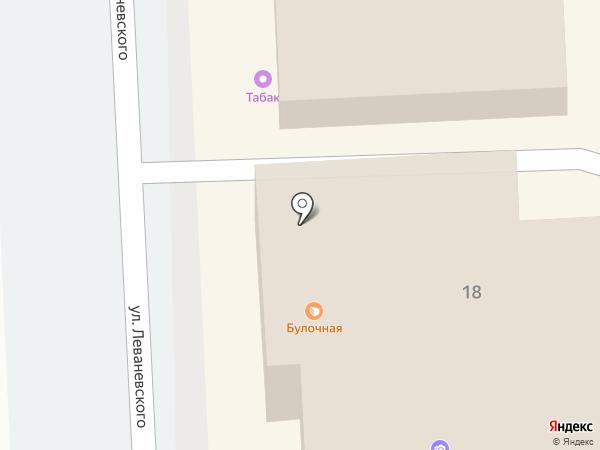 Галина на карте Пятигорска