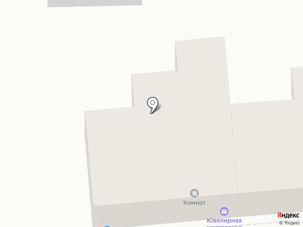 Milavitsa на карте Пятигорска