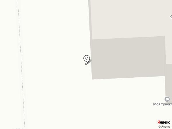 ЭлектроСан на карте Пятигорска