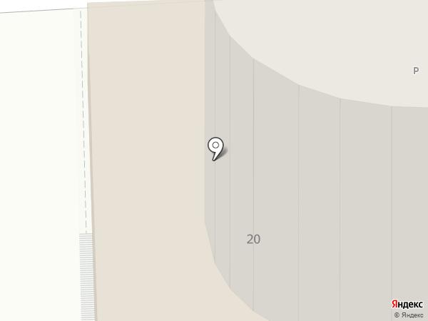 Кругозор на карте Пятигорска