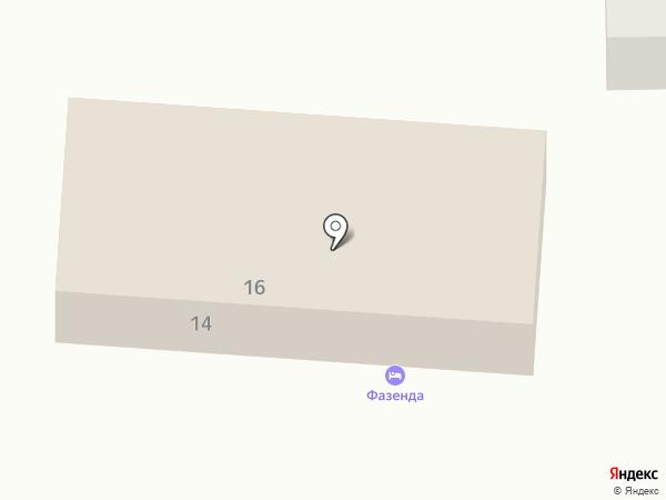 Фазенда на карте Свобод