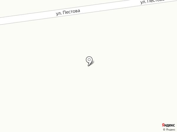 Феникс-С на карте Пятигорска