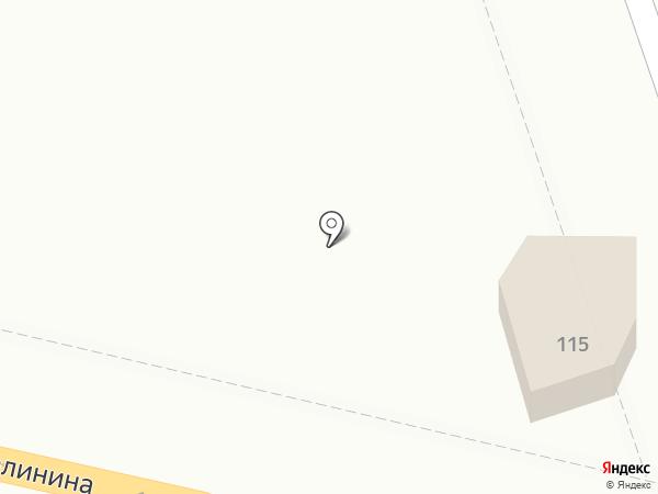 Магазин шкафов купе на карте Пятигорска