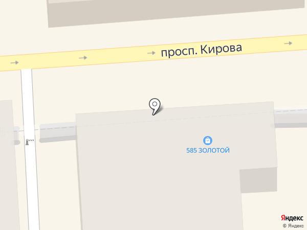 Магазин приколов и необычных подарков на карте Пятигорска