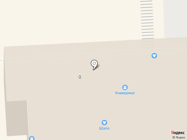Артель на карте Пятигорска