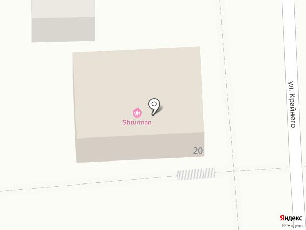 UMG Tattoo Studio на карте Пятигорска