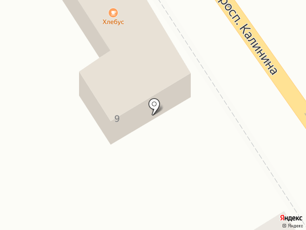 Tez-tour на карте Пятигорска