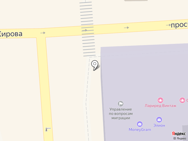 Совкомбанк, ПАО на карте Пятигорска