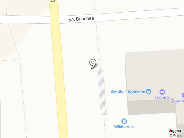Кулинария на карте Пятигорска