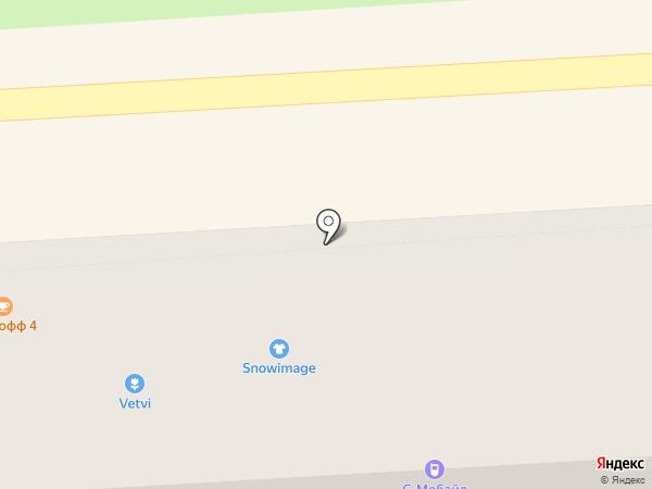 Snowimage-Vlasta на карте Пятигорска