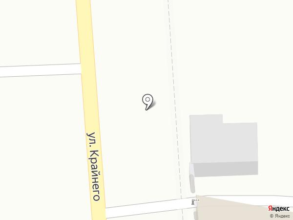 Дубрава на карте Пятигорска