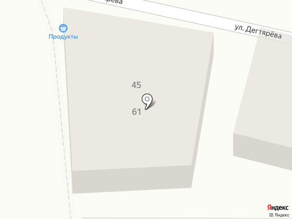 ПОНЧИК-ONLINE на карте Пятигорска