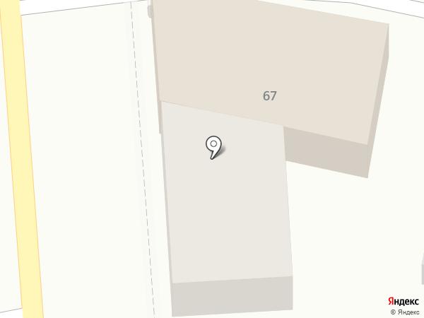 Алиса на карте Пятигорска