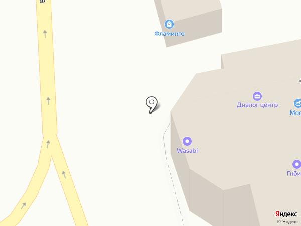 Formula ворот на карте Пятигорска