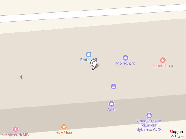 Городское агентство недвижимости на карте Пятигорска
