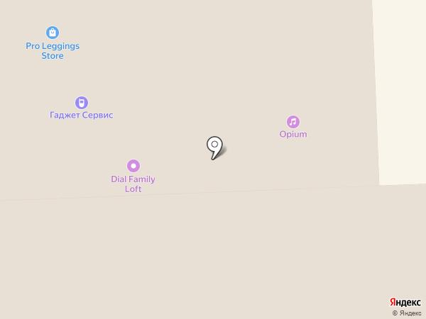 D-СИТИ на карте Пятигорска