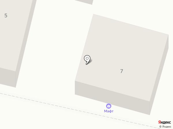 Студия К-8 на карте Пятигорска