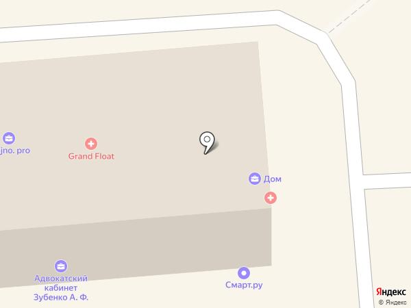 Производственно-монтажная оконная компания на карте Пятигорска