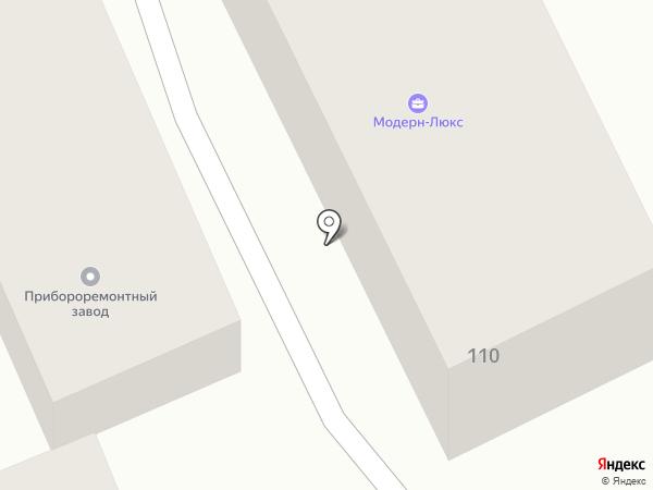 Evacorp на карте Пятигорска
