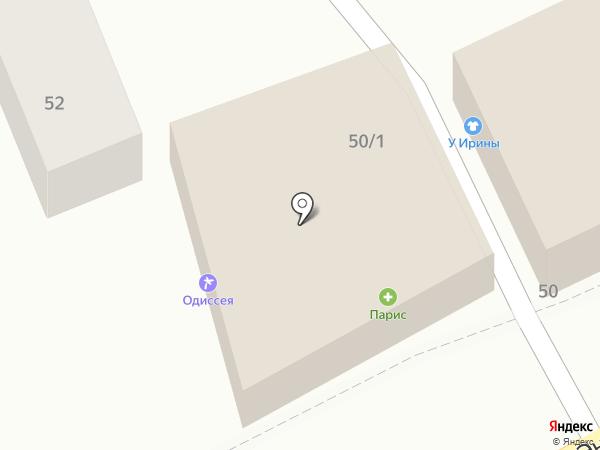 Evacorp на карте Свобод