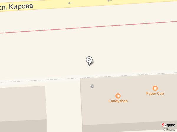 Sублiмаг на карте Пятигорска