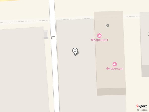Мио Лайн на карте Пятигорска
