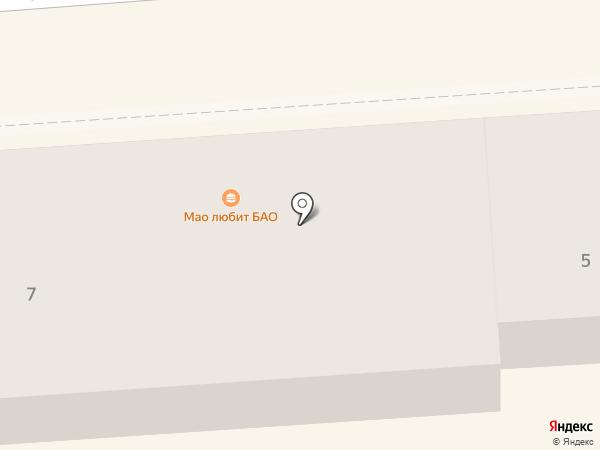 BAO_212 на карте Пятигорска