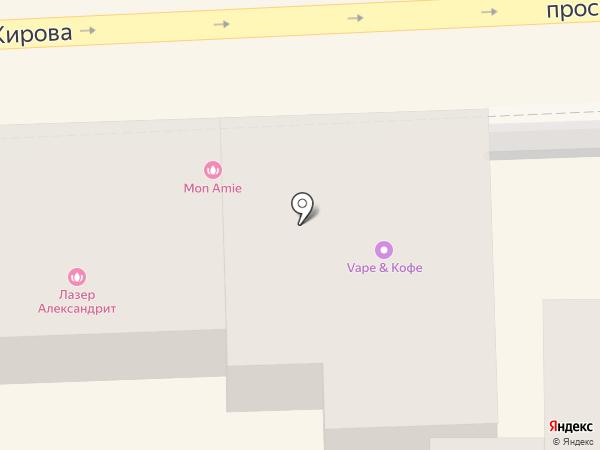 Look на карте Пятигорска