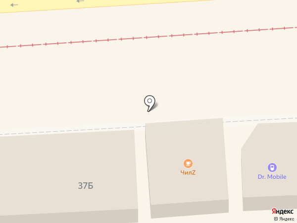 Vendetta на карте Пятигорска