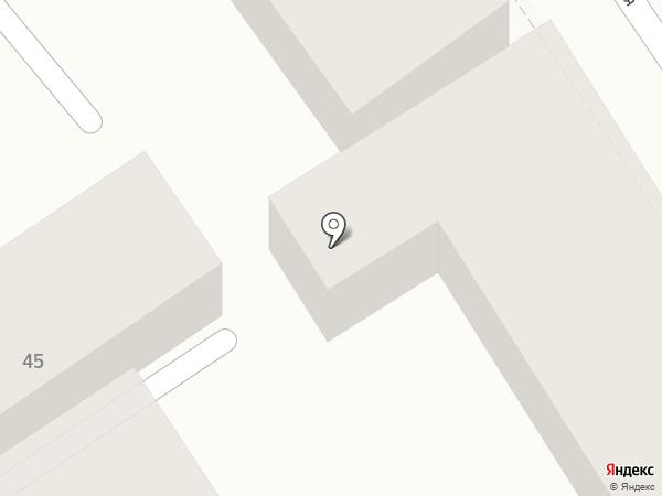 Адвокатский кабинет Коротковой Г.А. на карте Пятигорска