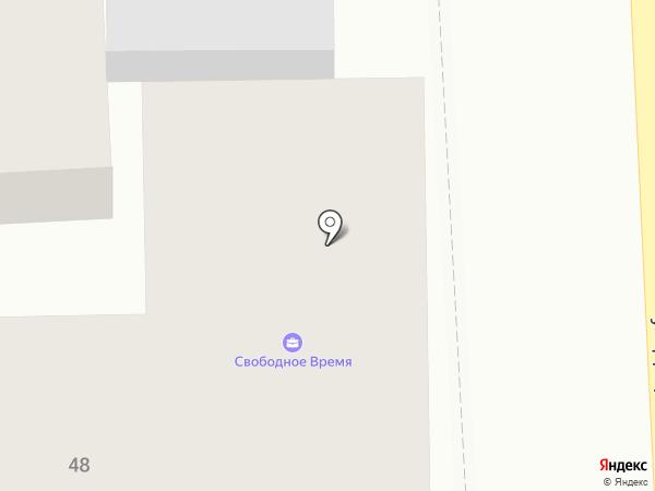 НОВА-МЕД на карте Пятигорска