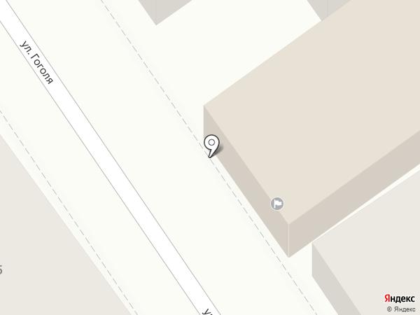 Управление общественной безопасности на карте Пятигорска