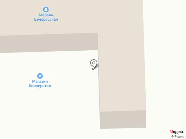 Автомаг-КМВ на карте Горячеводского