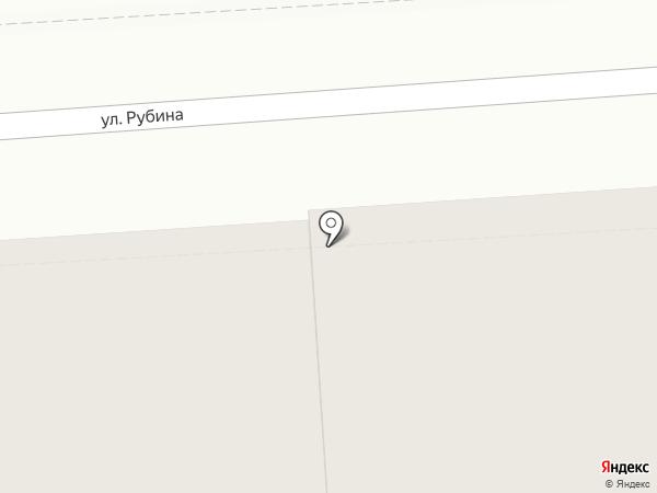 Управление по делам территорий г. Пятигорска на карте Пятигорска