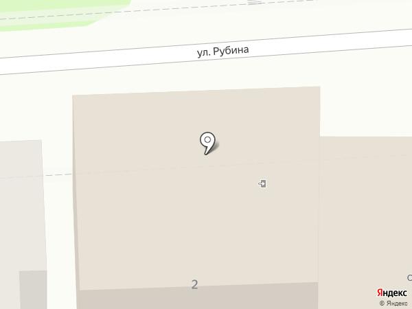 Отдел МВД России по г. Пятигорску на карте Пятигорска