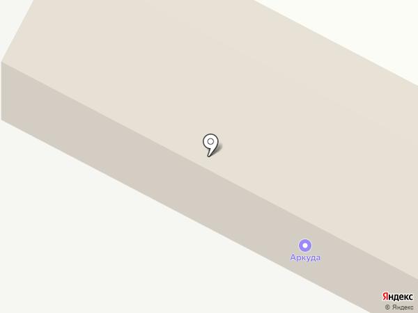 СтройСнабПроект на карте Анджиевского