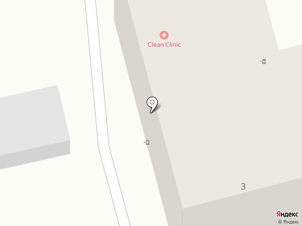 Капитал-сервис на карте Пятигорска