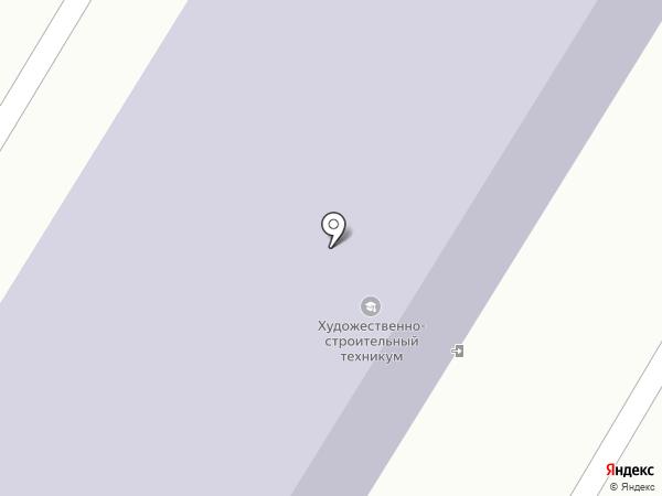 Первый краевой стрелковый клуб на карте Железноводска