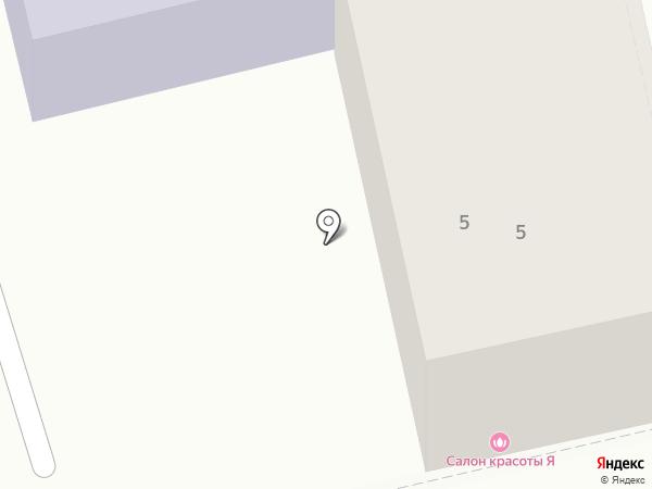 ВЕЛОДОМ на карте Пятигорска