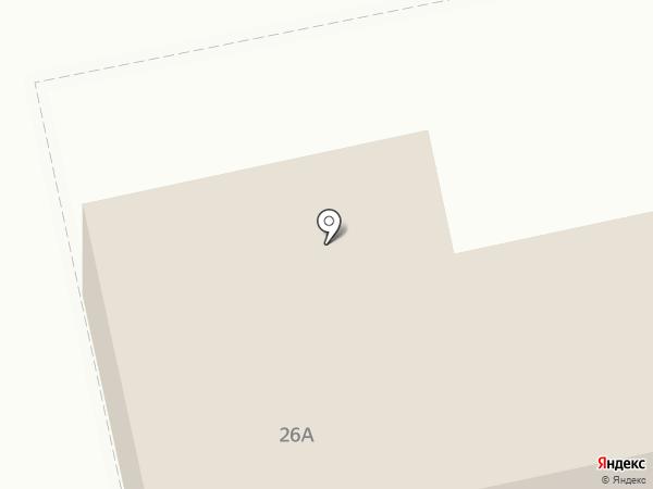 Готика на карте Пятигорска