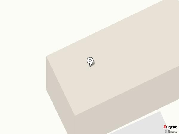 Русский дом на карте Горячеводского