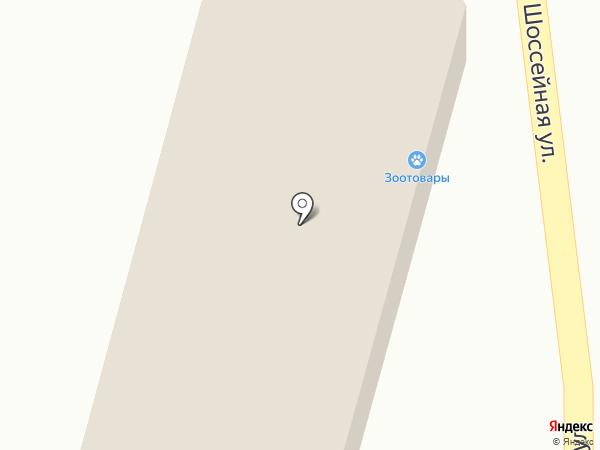 Малышок на карте Железноводска