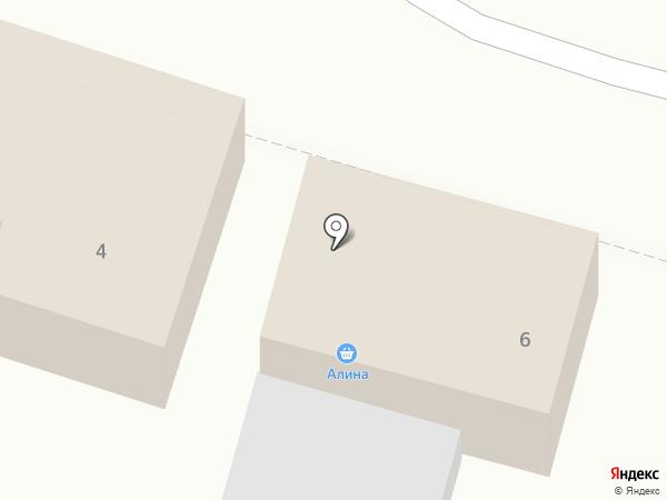Хороший на карте Железноводска