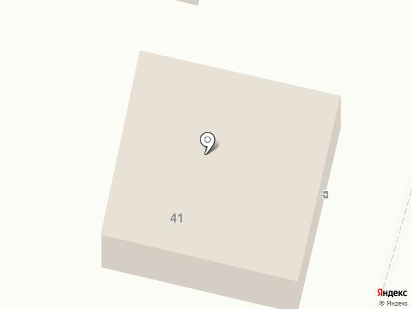 Участковый пункт полиции на карте Железноводска