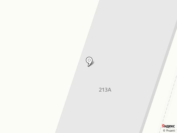 Магазин автозапчастей для ГАЗ на карте Железноводска