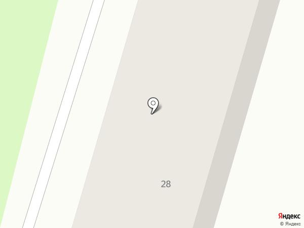 Барбарис на карте Железноводска