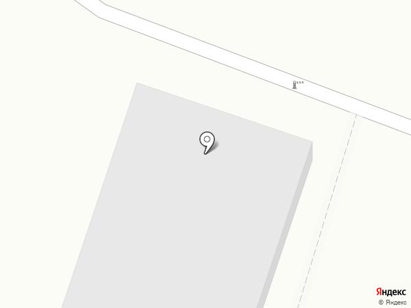 Дёке-Юг на карте Железноводска