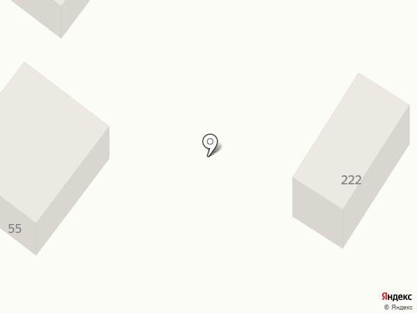 Русский мех на карте Пятигорска
